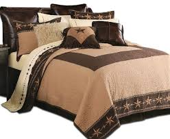 western star ranch quilt set