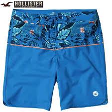 Hollister Bathing Suit Size Chart American Casual Big Size Blue Flower Postage 185 Yen Hollister Hori Star Regular Article With Hori Star Underwear Men Underwear Swimming Underwear