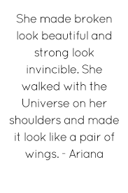 Beautiful Strong Women Quotes Best of Beautiful Quotes For A Strong Woman
