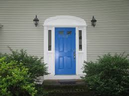 Exterior Door Pediment