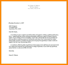Awesome Collection Of Formal Business Letter Format With Letterhead