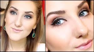 naturally pretty makeup tutorial