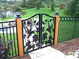 metal fence panels home depot. Metal Fencing Panels Home Depot Image Of Decorative Fence . H