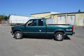 The Difference - Auction: 1996 Chevrolet Pick Up Truck ITEM: 1996 ...
