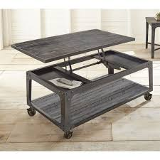 industrial style outdoor furniture. Springdale Industrial Style 48-Inch Rectangle Lift Top Coffee Table By Greyson Living Outdoor Furniture O