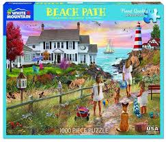 Not to be a grouchy millennial but literally was better, brighter, cheaper. 1000 Piece Puzzles Golden Gait Mercantile