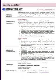 tax specialist resume tax specialist resume
