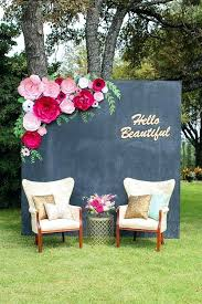 diy photo booth backdrop paper flower ideas frame wedding diy photo booth backdrop