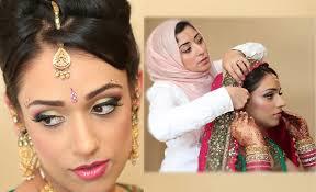 exotic asian bridal makeup tutorial real bride transformation