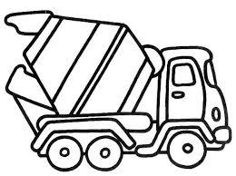 Camion Immagine Da Colorare N 27990 Cartoni Da Colorare