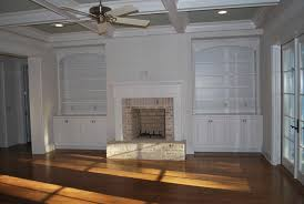 image of raised hearth fireplace size