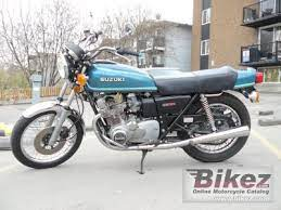 1979 suzuki gs 750 l specifications and