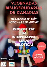 Resultado de imagen de dia internacional de la biblioteca 24 octubre 2016