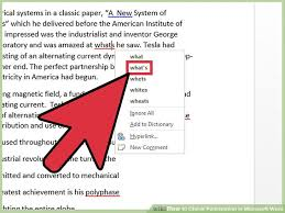 ways to check punctuation in microsoft word wikihow image titled check punctuation in microsoft word step 3