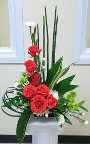Flower Arrangement Ideas Charming Contemporary Flower Arrangement  Contemporary Flower Decorating Flower Arrangement Ideas For Competitions