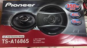 pioneer 4 speaker car audio system package. img_2094.jpg pioneer 4 speaker car audio system package d