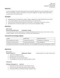 building your automotive technician geared resume auto repair building your automotive technician geared resume auto repair facts