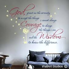 serenity prayer wall sticker custom vinyl wall quotes wall art wall background use this if like on serenity prayer wall art uk with serenity prayer wall sticker custom vinyl wall quotes wall art wall