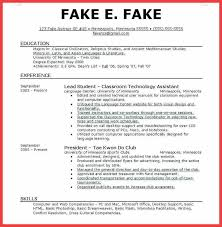 Resume For Job Fair 11 Sample My A Career Penny Arcade Photo