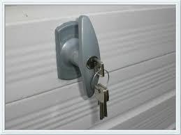 garage lock houston