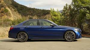 We analyze millions of used cars daily. 2019 Mercedes Amg C43 Review Blue Bombshell