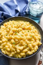 the creamy mac and cheese recipe