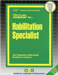 habilitation specialist habilitation specialist c 2900 national learning corporation