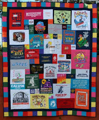16 best T-shirt quilts with Border images on Pinterest | Tees ... & Border quilt recently completed by Too Cool T-shirt Quilts in Clearwater, FL Adamdwight.com
