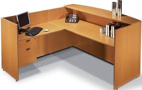 l shaped reception desk. Picture Of Offices To Go SL7130RDS L Shaped Reception Desk E