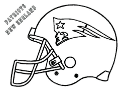nfl coloring pages to print football coloring page printable 1461784