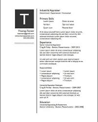 Apple Resume Template Free Sample Resume And Template