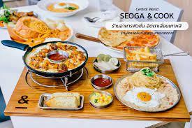 SEOGA & COOK-Central Worldร้านอาหารฟิวชั่น อิตตาเลี่ยนเกาหลี - eatthump