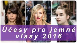 účesy Pre Jemné Vlasy Krása 2017 Dámske Magazine 2017