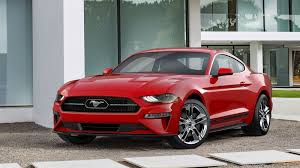 2018 ford mustang convertible.  convertible 2018 ford mustang ecoboost gets a new pony package in ford mustang convertible