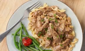 beef stroganoff recipe by carolyn menyes
