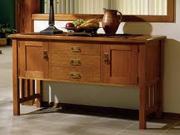 Arts and Craft Buffet Florida Custom Furniture Makers