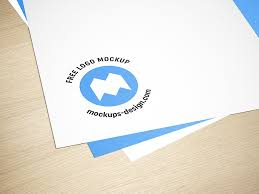 Free Logo Mockup Free Logo Mockup Mockups Design Free Premium Mockups