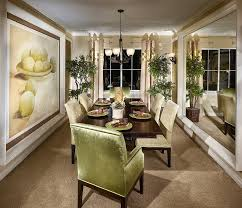 green dining room furniture. view in gallery fabulous use of green the elegant dining room design lita dirks u0026 co furniture