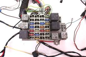 dash interior wiring harness fuse box 81 83 vw rabbit pickup mk1 Vw Rabbit Wiring Harness Replacement dash interior wiring harness fuse box 81 83 vw rabbit pickup mk1 175 971 051 VW Wiring Harness Diagram