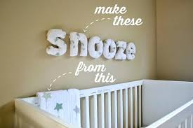 wall lettering for nursery how to make easy fabric letters your vinyl wall lettering for nursery
