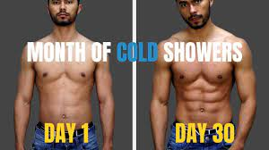 i took a cold shower everyday for 30