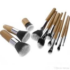 2016 hot professional make up tools pincel maquiagem wood handle makeup cosmetic eyeshadow foundation concealer brush set kit makeup brush set makeup