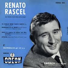 Interprete: Renato Rascel. Fronte seconda copertina. Torna indietro - tevojobenep21web