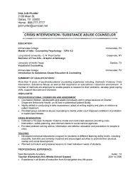 Counseling Psychologist Sample Resume Intake Counselor Resume Psychology Sample Resume Resumes Intake 3
