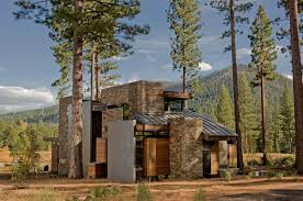 modern home architecture stone. Contemporary Stone Modern Mountain Home Wood Stone On Modern Home Architecture Stone