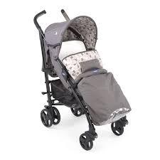 Chicco Liteway plete Special Edition Silla de paseo color gris