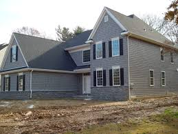 Two Tone Siding Design Ideas Pictures Remodel And Decor Page - Split level exterior remodel