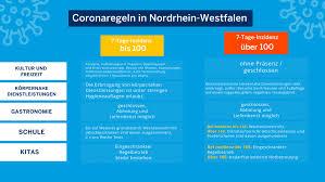 Keine zuordnung in inzidenzstufe 3. Corona Notbremse Ab Sofort Durch Bundesgesetz Geregelt Das Landesportal Wir In Nrw