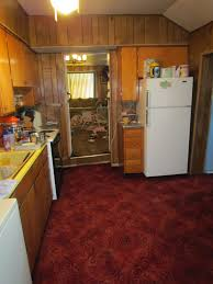 Kitchen Carpeting Flooring Carpet In The Kitchen Think About It Home Maid Simple