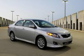 2009 Toyota Corolla Review - Top Speed
